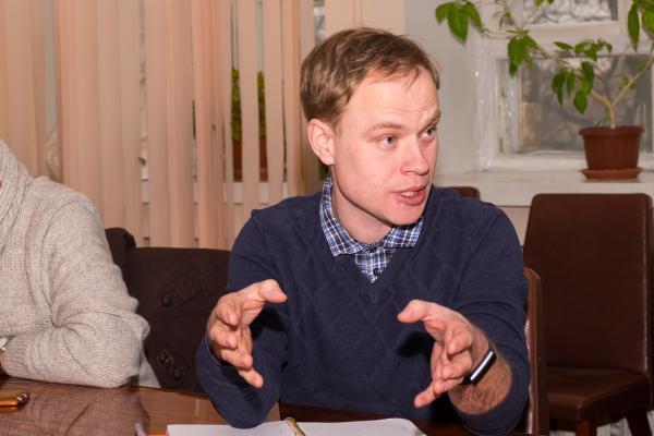 Ярослав Юрчишин | Держава і громадянські протести | Круглий стіл Філософської думки