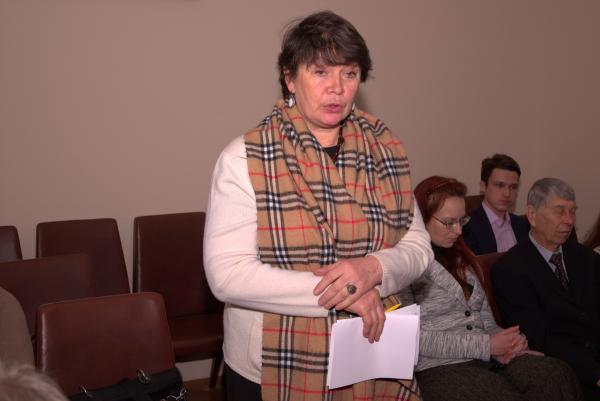 Людмила Ситниченко | Держава і громадянські протести | Круглий стіл Філософської думки
