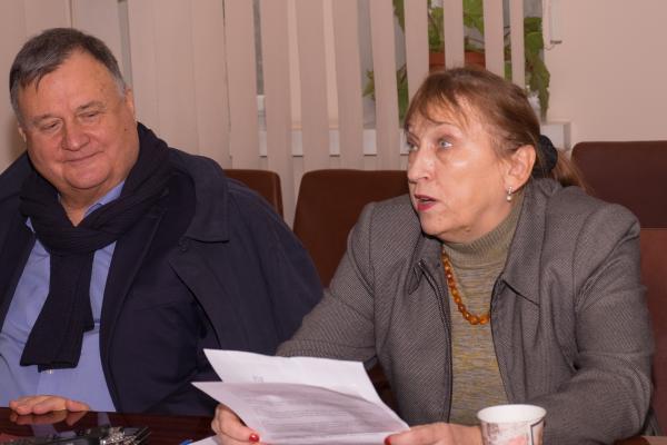 Ірина Бекешкіна | Держава і громадянські протести | Круглий стіл Філософської думки